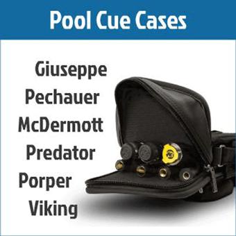 Pool Cue Cases - Billiards Supplies